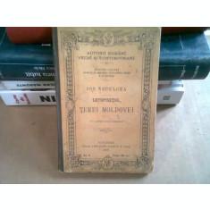 LETOPISETUL TEREI MOLDOVEI - ION NECULCEA