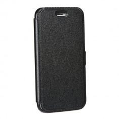 Husa SAMSUNG Galaxy S9 Plus - Leather Pocket TSS, Negru