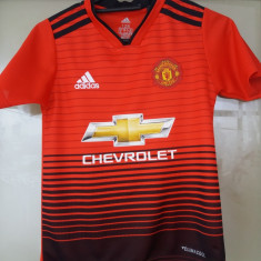 Tricou+short copii 5-13 ani Mancester United, XXS, Nike