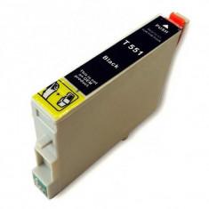 Cartus cerneala compatibil Epson T0551 Negru