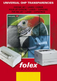 Cumpara ieftin Folie transparenta printabila dual side inkjet si laserjet, format A4