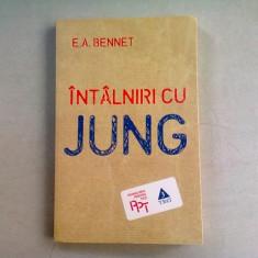 INTALNIRE CU JUNG - E.A. BENNET