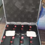 Sistem wireless cu 8 declansatoare si 2 telecomenzi+ Cutie