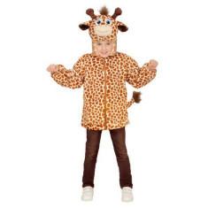 Costum girafa jacheta 3-5 ani