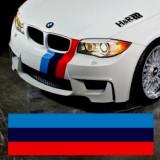 Sticker ornament auto model BMW ///M Power (50cm x 21cm), 4World