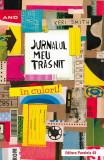 Jurnalul meu trasnit – In culori | Keri Smith