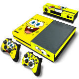 Skin / Sticker Real Madrid XBOX ONE Spongebob