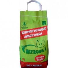 Mitzura Nisip Pisici 5kg, asternut igienic