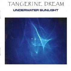 Tangerine Dream Underwater Sunlight remastered (cd)