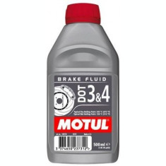 Lichid frana moto DOT4 500ml, Motul