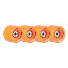 Roti pentru Longboard 70*51mm cu Rulmenti ABEC 7 – 4 bucati