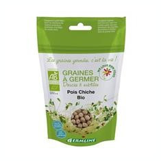 Naut Boabe pentru Germinat Bio Germline 200gr Cod: 3465511125203