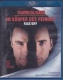 Film Blu Ray: Face / Off ( John Travolta , Nicholas Cage , sub. lb. engleza )