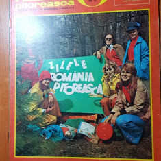 Romania pitoreasca mai 1976-art.si foto localitatea jina,orasul vaslui,maramures