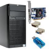 Cumpara ieftin Calculator HP Proliant ML110 G6, Intel Core i3 550 3.2GHz, 4GB DDR3 ECC, ATI HD...