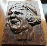 Cercetas ; Sculptura in lemn de Ioan H. Sarghie , pictor din Bucovina , 1932