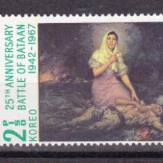 Filipine  1967   pictura   MI  822-824     MNH  w59