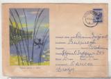 bnk ip Intreg postal circulat 1963 - Pescuitul sportiv in delta   arhiva Okazii.ro