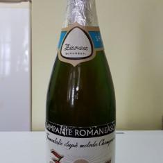 Sticla de Sampanie Zarea Demisec,calitate superioara,vechime intre 60-70 ani