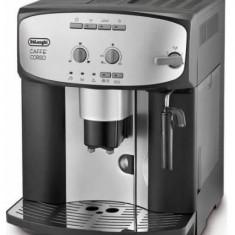 Espressor de cafea automat DeLonghi ESAM 2800 SB, 1450W, 1.8L, 15bar (Negru-Argintiu)