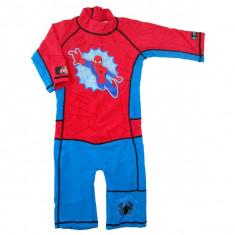 Costum de baie Spiderman marime 98-104 protectie UV Swimpy for Your BabyKids
