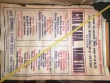 Cumpara ieftin AFIS VECHI - SALA POLIVALENTA -1986 -MIHAI CONSTANTINESCU , JAZZ MARIA CIOBANU..