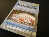 Set complet de cartonase sigilat Panini nationala Germaniei World Cup 2006