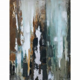 Tablou pictat manual, Mendola Interior, Holver 100x75cm