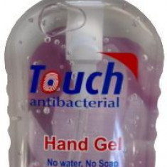 Gel de maini antibacteriene Touch Violet TC05SRH17, 220ml