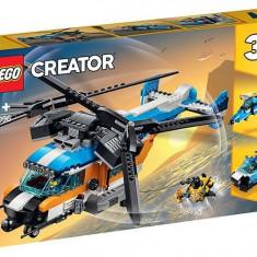 LEGO Creator - Elicopter cu rotor dublu 31096