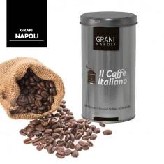 Il Caffe Italiano Napoli Cafea Boabe 250g in cutie metalica