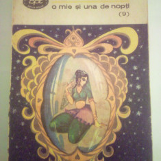 Bpt 770 1001 nopti vol 9 Povestea oglinzii fecioarelor