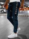 Pantaloni de trening bleumarin Bolf TC950