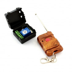 Telecomanda Universala Programabila pe Frecventa Radio 433Mh, Raza Acoperire 70m