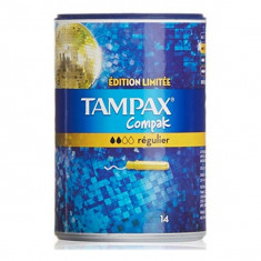 Tampoane Normale Compak Tampax (14 uds)