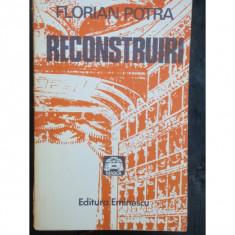 RECONSTRUIRI - FLORIAN POTRA