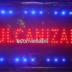 Reclama Luminoasa cu LED 55x33cm Vulcanizare