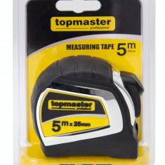 Ruleta 5 x 25 mm Topmaster Profesional
