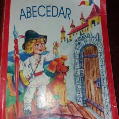 ABECEDAR - Vasile Molan, Aurelia Fierascu, Ana Lapovita, Clasa 1, Romana