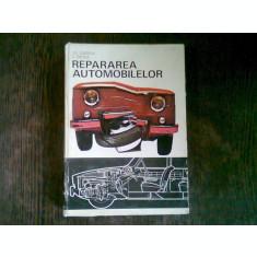REPARAREA AUTOMOBILELOR - AL. GROZA