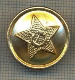 Y 1995 NASTURE METALIC -MILITAR -ARMATA SOVIETICA -GMFZ TRUD-SECERA SI CIOCANUL