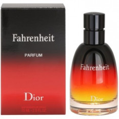 Dior Fahrenheit Parfum parfumuri pentru bărbați 75 ml