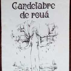 MIHAI PLATON - CANDELABRE DE ROUA (VERSURI DE DRAGOSTE, 1993)
