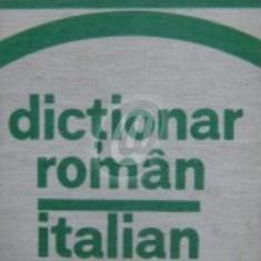 Dictionar roman-italian (pentru uzul elevilor)