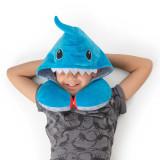 Perna calatorie cu gluga Benbat Shark 4+ ani
