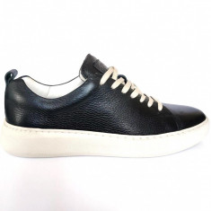 Adidasi barbati Lufian,culoare negru