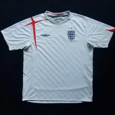 Tricou Umbro (Official Product) England X-Static. Marime XL, vezi dim.; ca nou