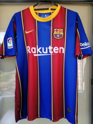 Tricou Barcelona adulti XL foto