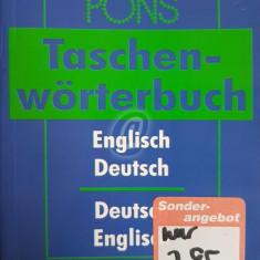 Taschenworterbuch Englisch-Deutsch, Deutsch-Englisch