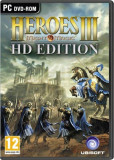 Heroes of Might & Magic III HD Edition PC, Role playing, 16+, Single player, Ubisoft